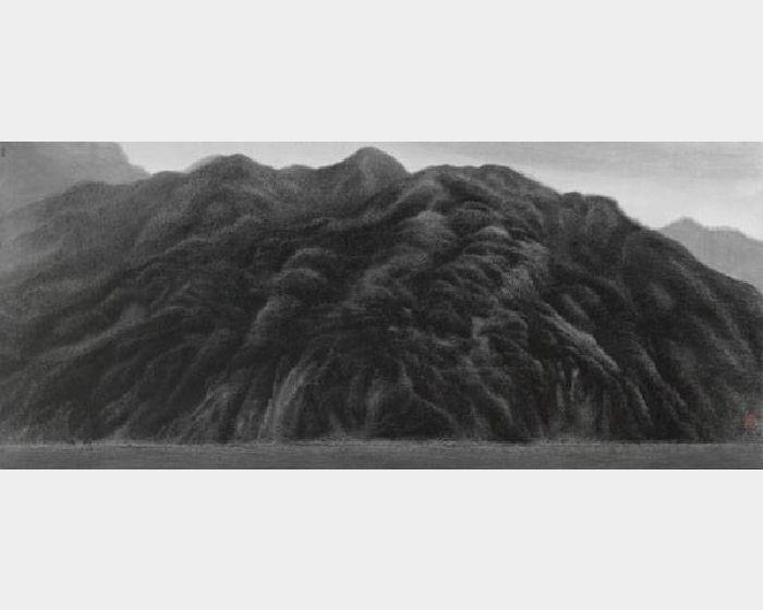 陳仕航-萬壑孤寂