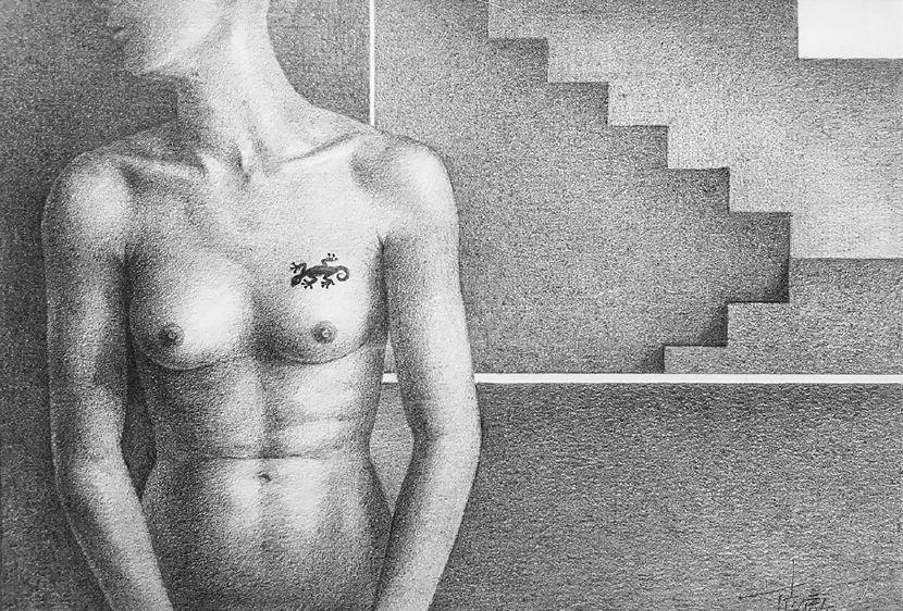 蘇志徹-「無言」系列