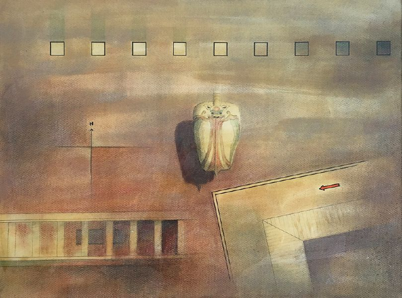 蘇志徹-「鄉土」系列