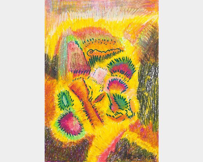 賴美華-風景的黃色