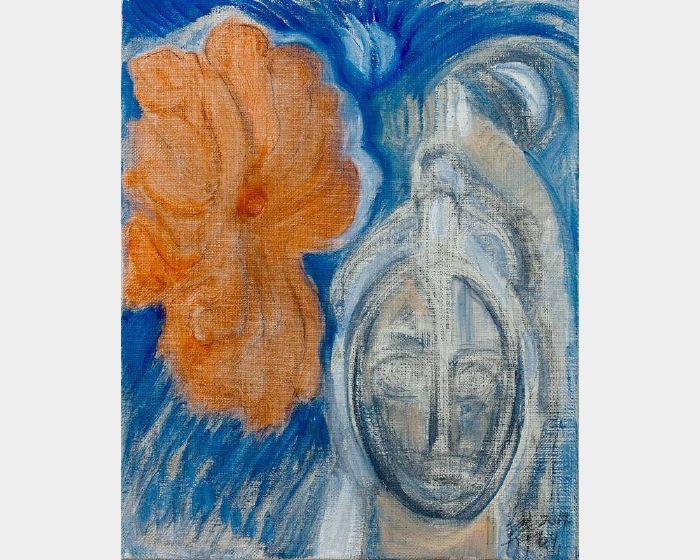 賴美華-花與女人