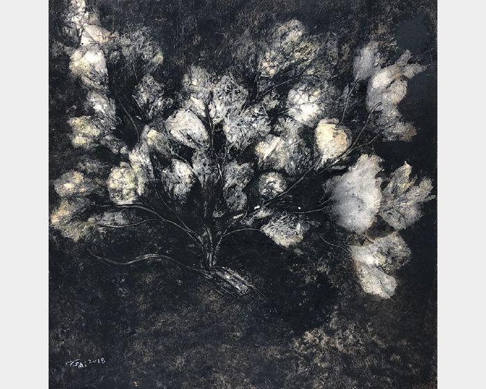 蔡獻友-蜻蜓圖- 2018-No.11
