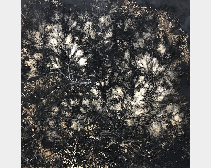 蔡獻友-蜻蜓圖- 2018-No.12