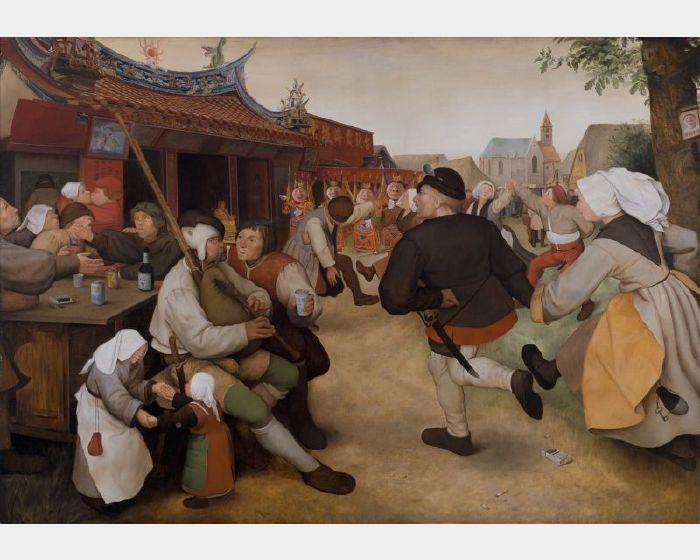 盧昉-東西廟會大對決 Temple War Between East and West