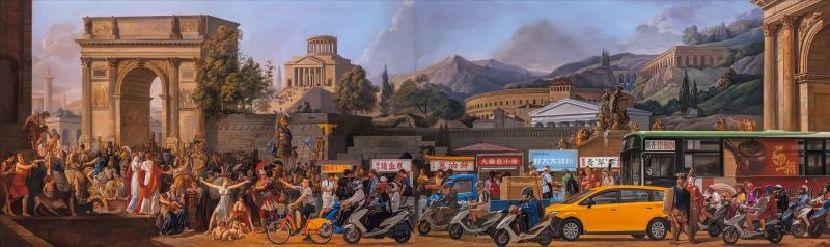 盧昉-文化的侵略 Cultural Aggression