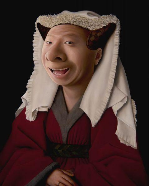 盧昉-瑪格麗特大鼻子 Margaret Big Nose