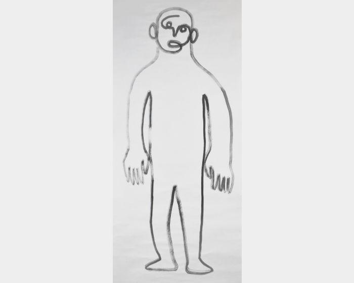 盧淳天-飄浮的人 Human