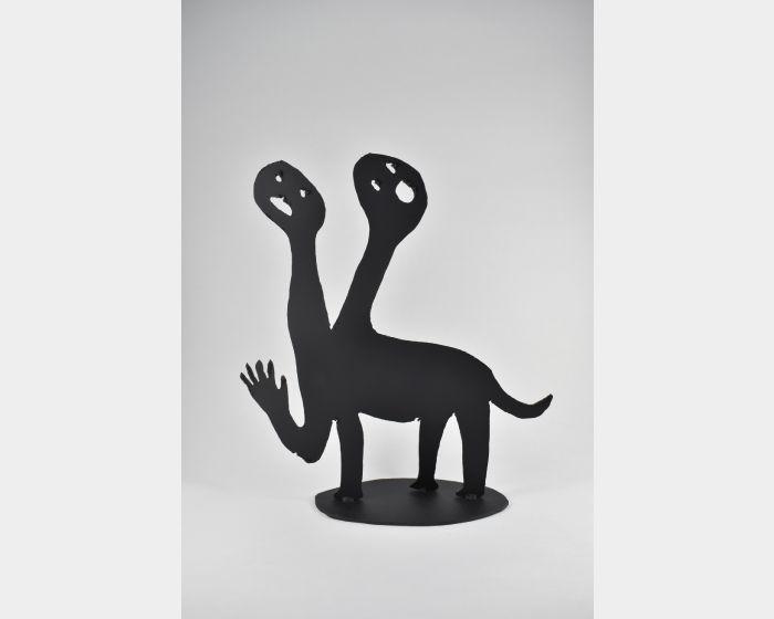 盧淳天-雙頭生物 Two Headed Animal
