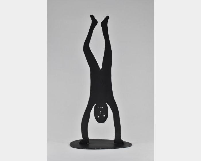 盧淳天-倒立的人 Handstand