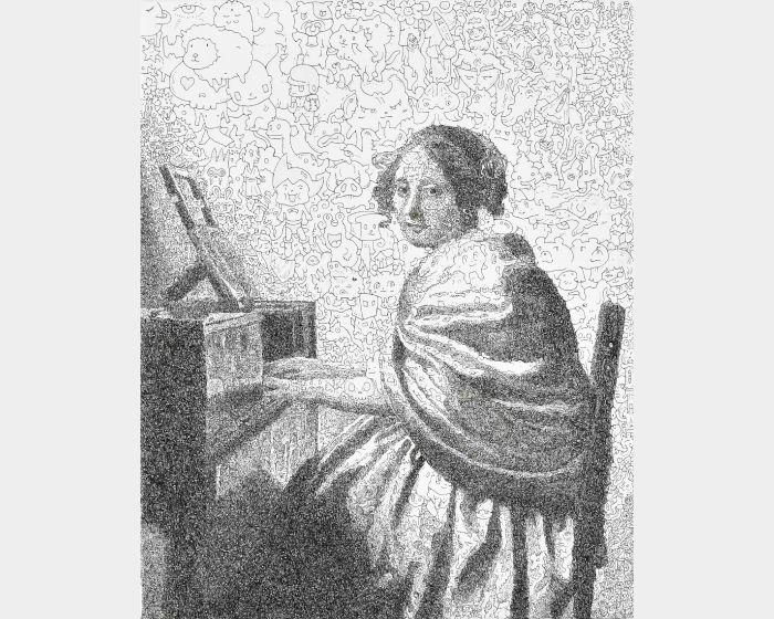 佐垣慶多-彈琴的女人 Virginal Blues