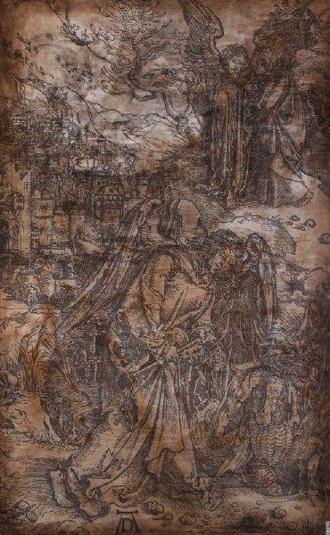 艾迪‧蘇山托-尼希米、以斯拉、杜勒的以斯帖 Nehemia, Ezra, Ester of Durer