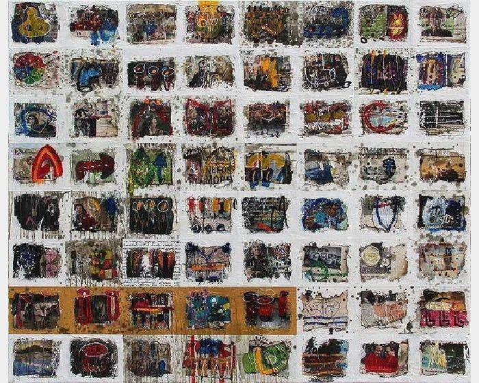 迭帝 ‧ 蘇夫瑞迪-燃燒系列:飯、禱、藝 #2 Burning Series: Eat, Pray & Art #2