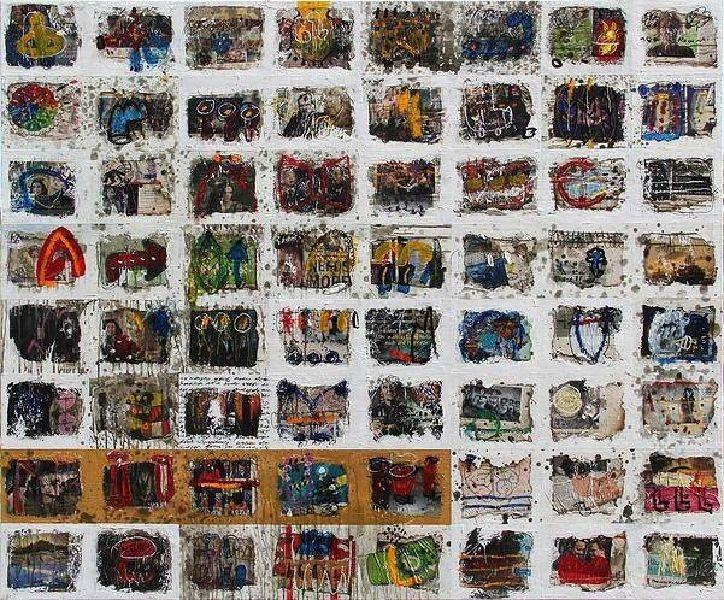 迭帝‧蘇夫瑞迪-燃燒系列:飯、禱、藝 #2 Burning Series: Eat, Pray & Art #2