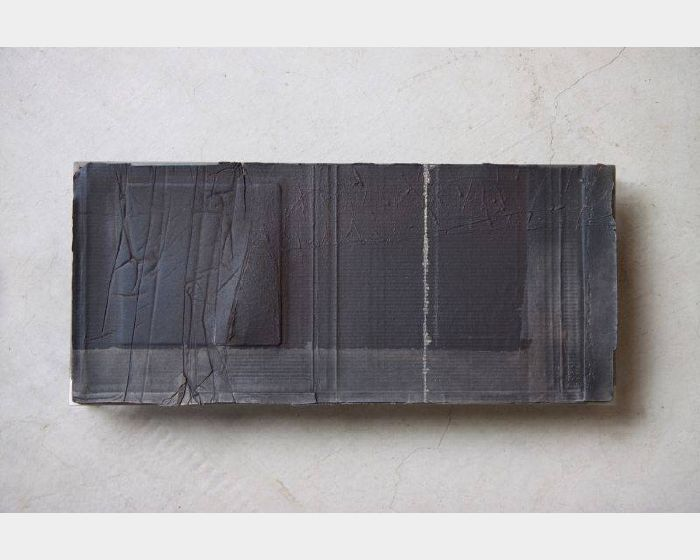 吳偉丞-紙感 植感共構(陶板陶盤)
