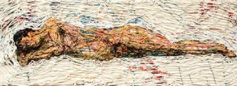 高橋淳-裸女