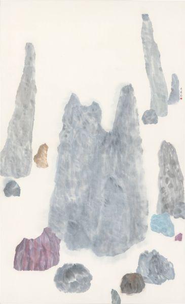 袁慧莉-孤山水no.46   Discrete Islands Seriesno.46