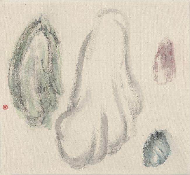 袁慧莉-勢山水no.19 Intrinsic Potential Landscape no.19