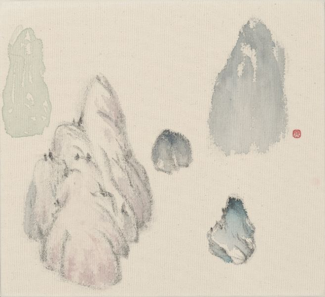 袁慧莉-勢山水no.20 Intrinsic Potential Landscape no.20