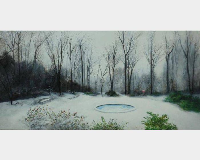蘇郁嵐 -雪堆中的許願池