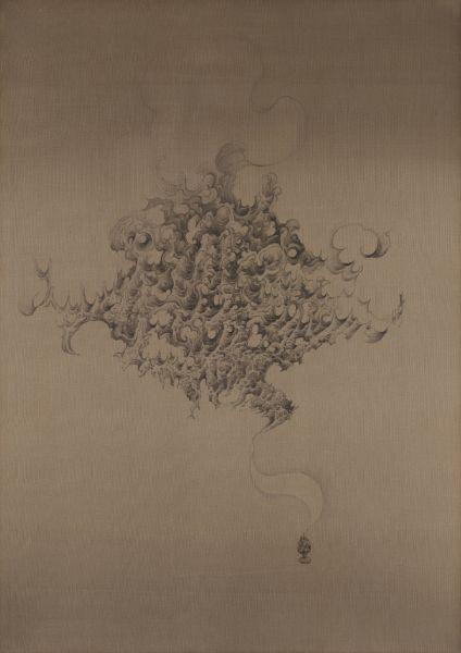 白雨-蓬萊幻影