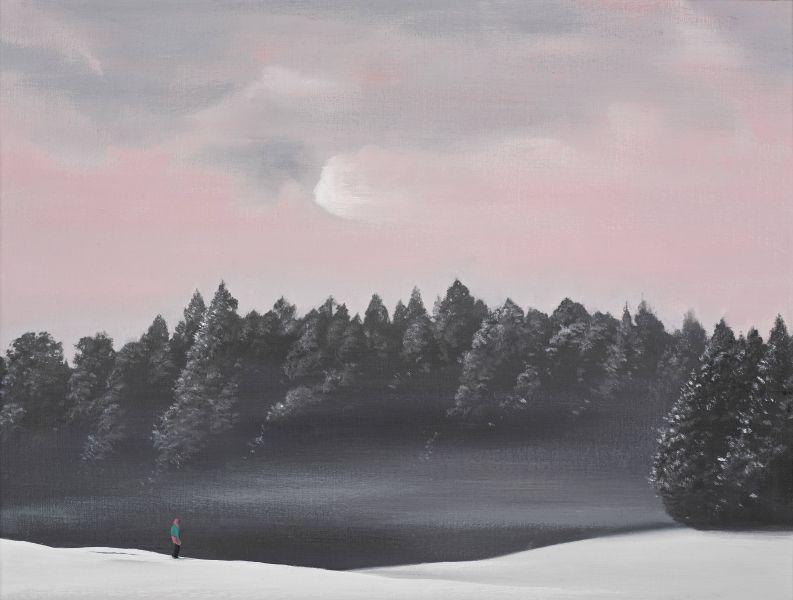 傅作新-森林深處 Deep in the Woods (10F)