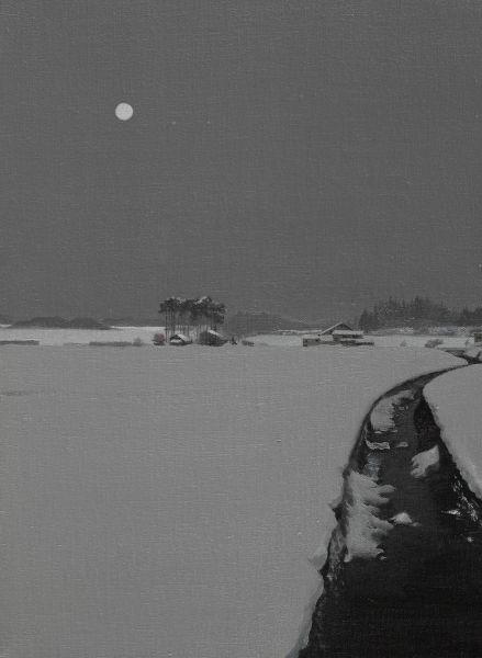 傅作新-月光 Moonlight