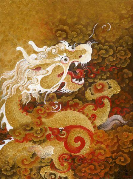 Asha Kama-Dragon