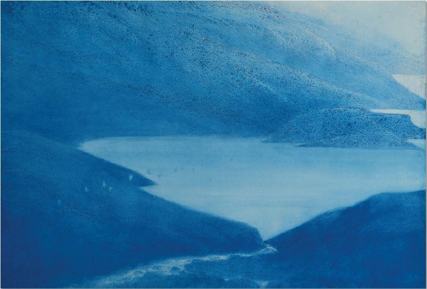 黃耀華-高原平湖