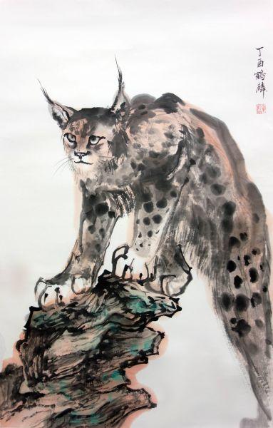 嚴鶴麟-大貓