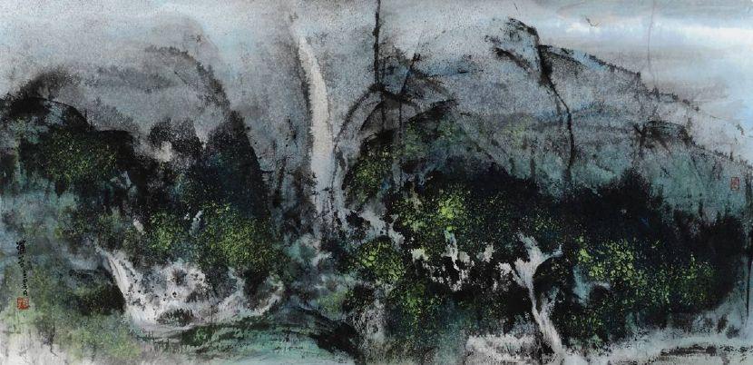 羅芳-樂山樂水