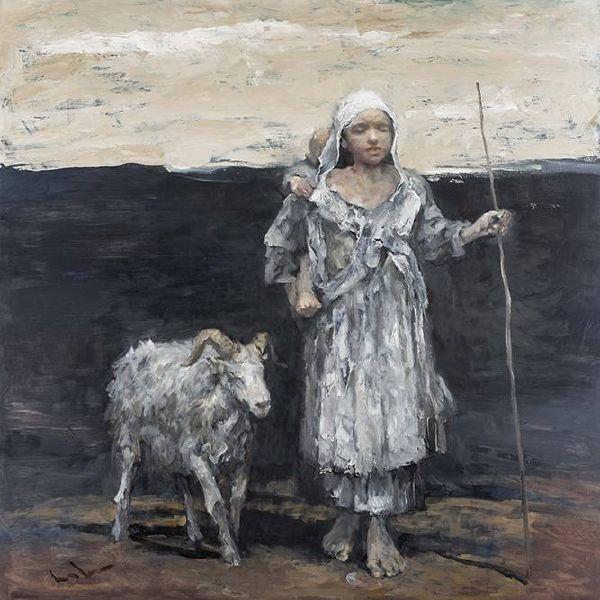 岑龍-盲女 The Blind Girl
