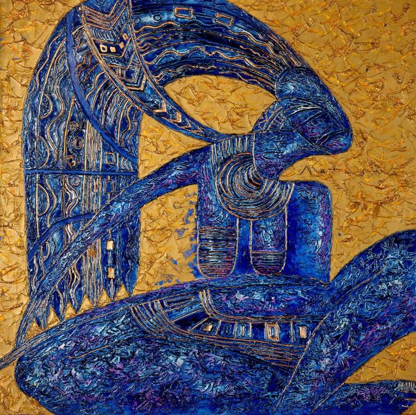 娜塔莎.別列克霍琴柯-馬雅精神-II|Spirits of Maya-II