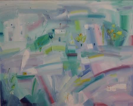 Phillip Kazak-The south landscape