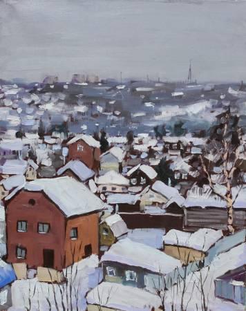 Oleg Shmidt-winter tale
