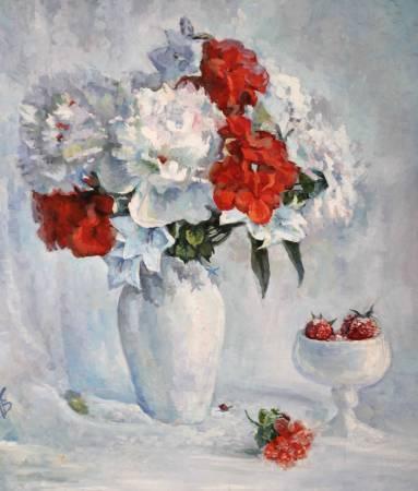Pavel Veselkin-Strawberry for dessert