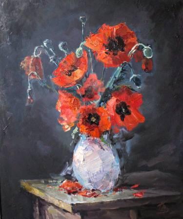Pavel Veselkin-Poppies