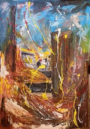 Yuri Marushkin-Jacob's Ladder