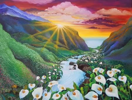 葛拉娜-Blooming valley