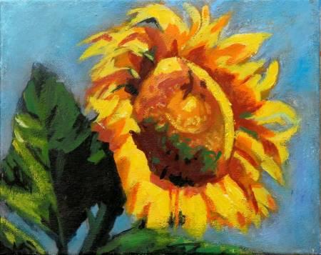 Mar - Atelier-燦爛 sunshine oil painting  #5