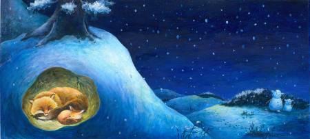 劉詩萍-冬夜中的搖籃曲