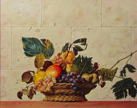 Kuzmin Sergey-Basket of Fruit