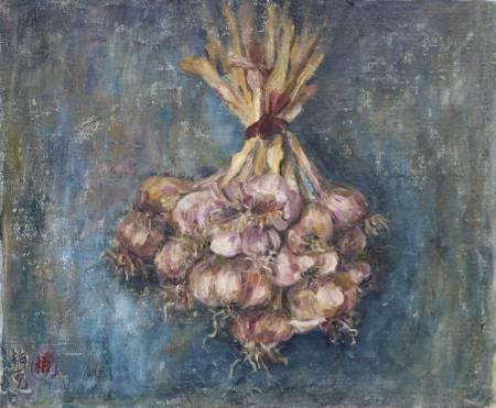 潘柏克(柏克創藝)-蒜蒜如意 The best wishes of garlic