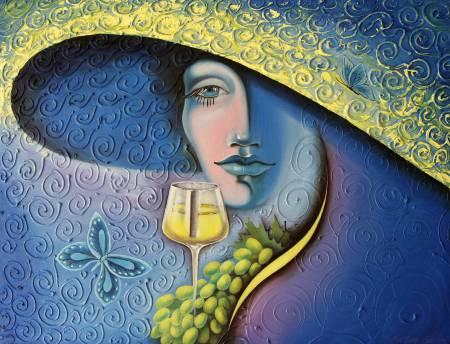 葛拉娜-White wine Spirit