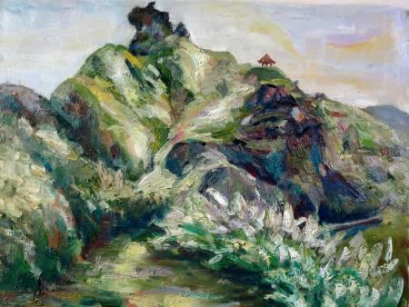 潘柏克(柏克創藝)-茶壺山 Teapot Mountain