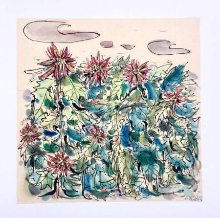 李琨波-野花