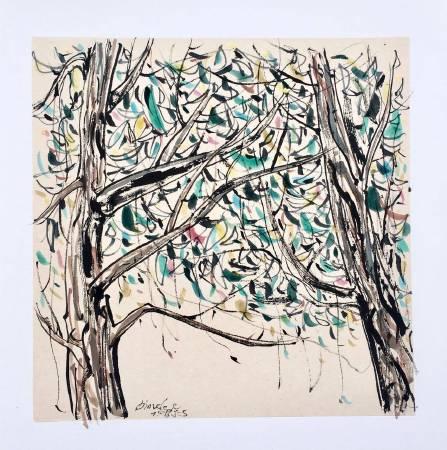 李琨波-兩棵樹