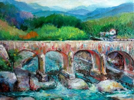 潘柏克(柏克創藝)-糯米橋 Glutinous Rice Bridge