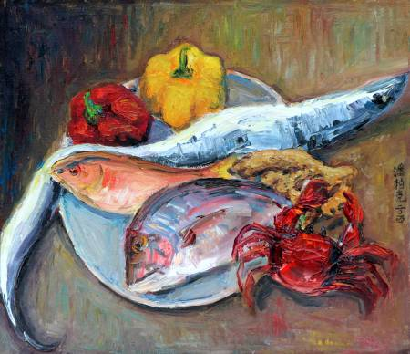 潘柏克(柏克創藝)-海宴 Seafood Banquet