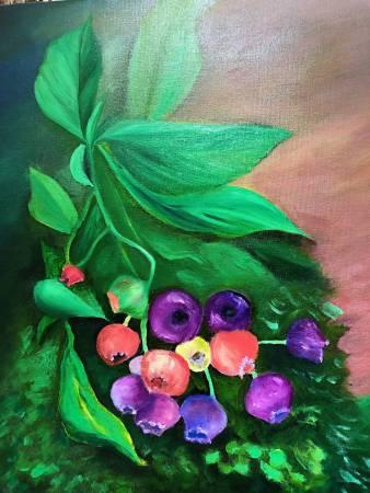 Danting-十二月份的藍莓