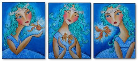 葛拉娜-My lucky golden fish